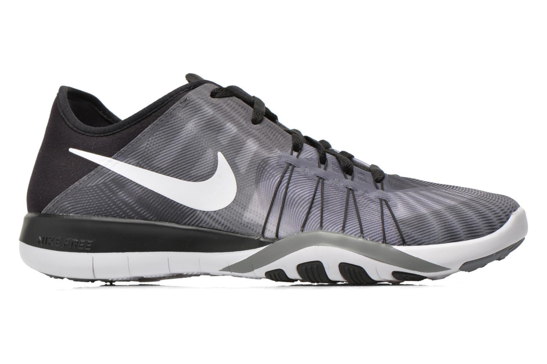 Sportschuhe Nike Wmns Nike Free Tr 6 Prt grau ansicht von hinten