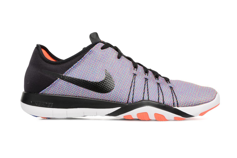 Chaussures de sport Nike Wmns Nike Free Tr 6 Prt Noir vue derrière