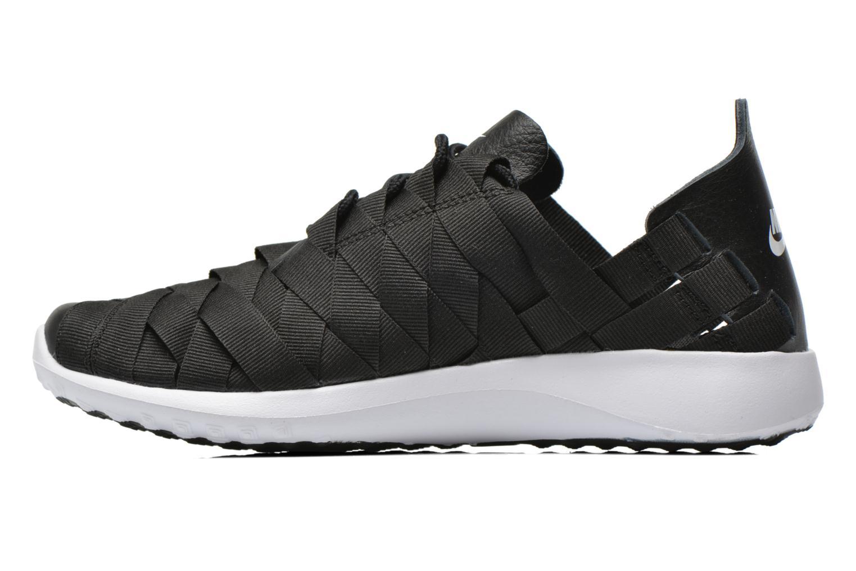 W Nike Juvenate Woven Black/black-White