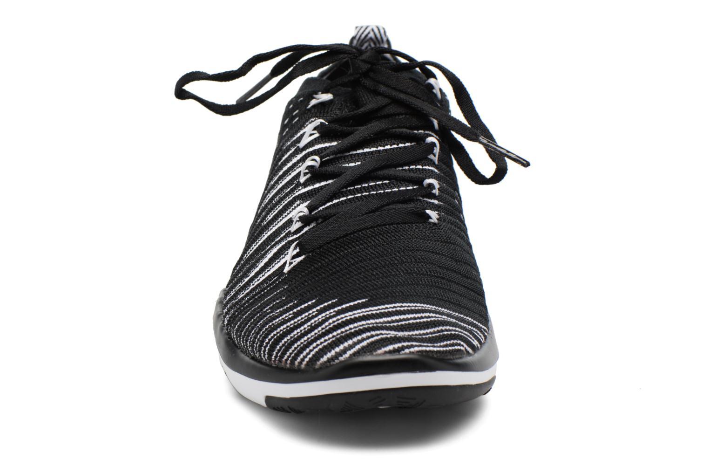 Sport shoes Nike Wm Nike Free Transform Flyknit Black model view
