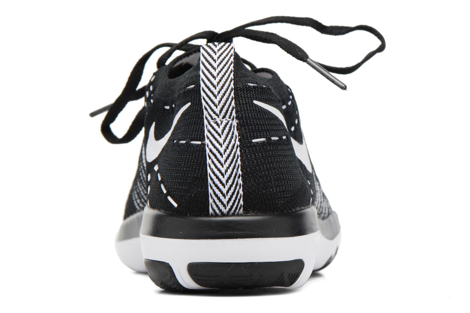 Sport shoes Nike Wm Nike Free Transform Flyknit Black view from the right