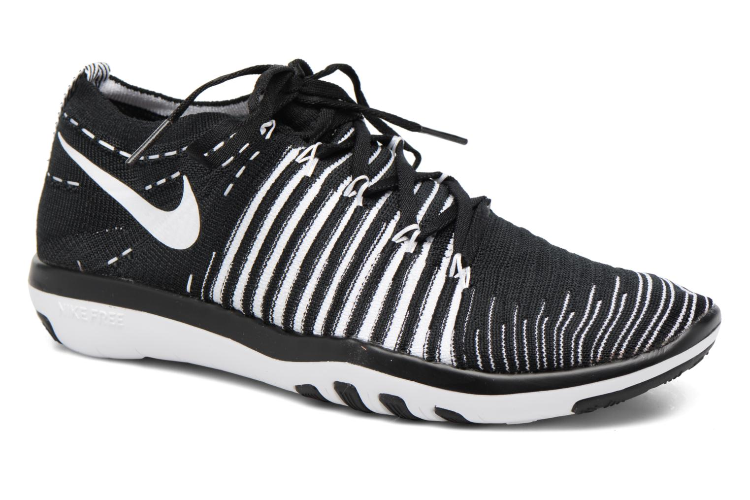 Wm Nike Free Transform Flyknit Black/white