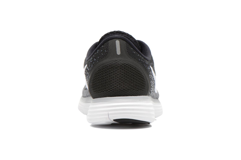 Chaussures de sport Nike Wmns Nike Free Rn Distance Noir vue droite