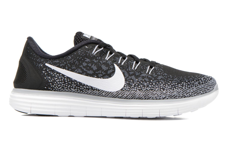 Chaussures de sport Nike Wmns Nike Free Rn Distance Noir vue derrière