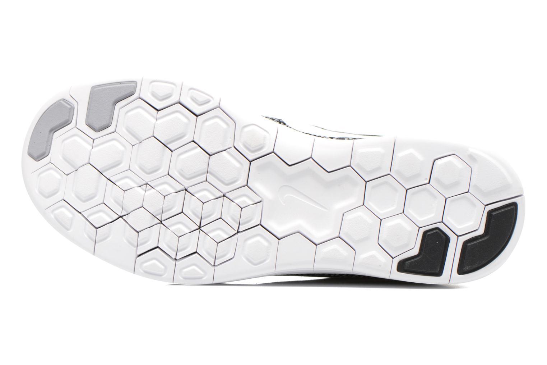 Chaussures de sport Nike Wmns Nike Free Rn Distance Noir vue haut