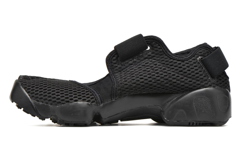 Zapatillas de deporte Nike Nike Air Rift Br Negro vista de frente