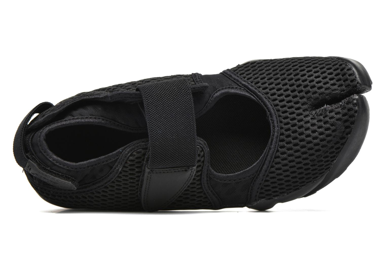 Zapatillas de deporte Nike Nike Air Rift Br Negro vista lateral izquierda