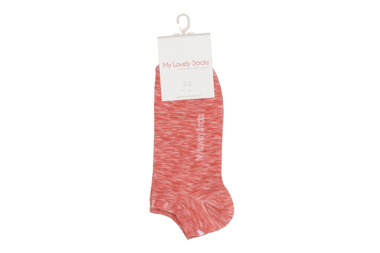 Socken & Strumpfhosen My Lovely Socks Chaussettes Mixte Claire rosa schuhe getragen