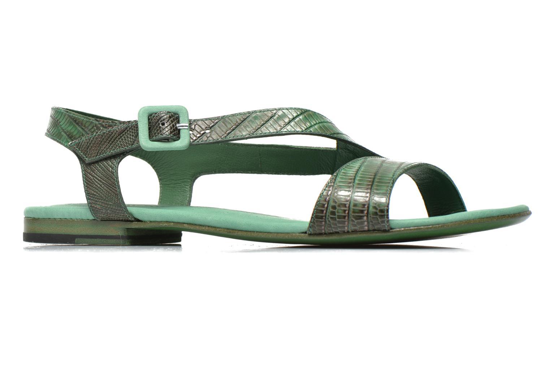Sandales et nu-pieds Free Lance Tylia Sanda Line Vert vue derrière