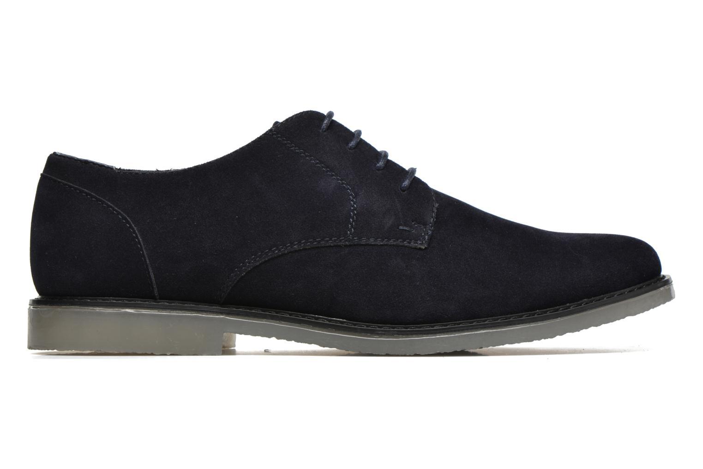 Schnürschuhe I Love Shoes SUPERBES blau ansicht von hinten