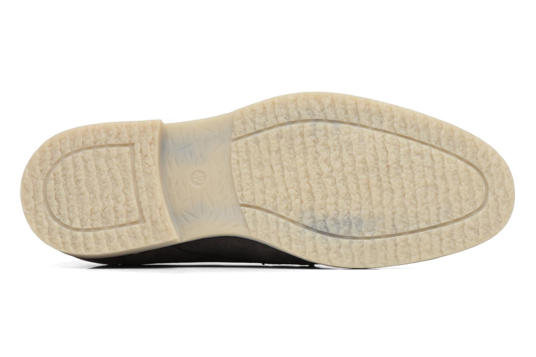 Zapatos con cordones I Love Shoes SUPERBES Gris vista de arriba