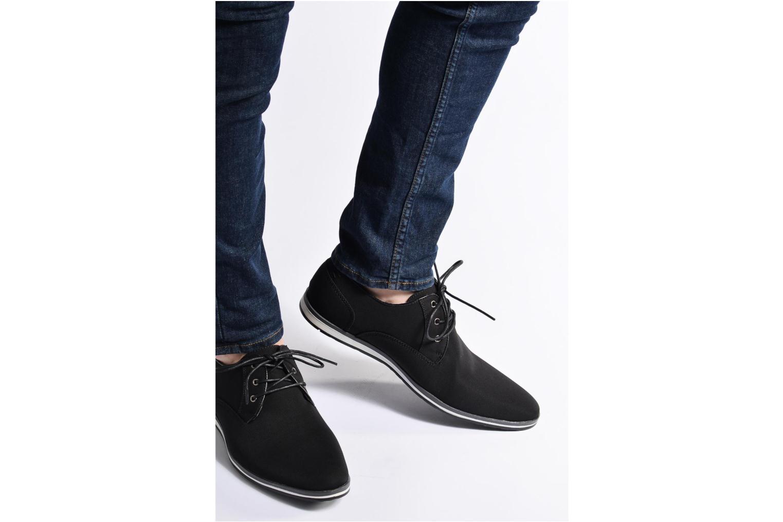 Veterschoenen I Love Shoes SUPERAS Zwart onder