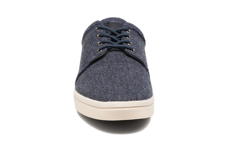 Baskets I Love Shoes SUPECOURT Bleu vue portées chaussures