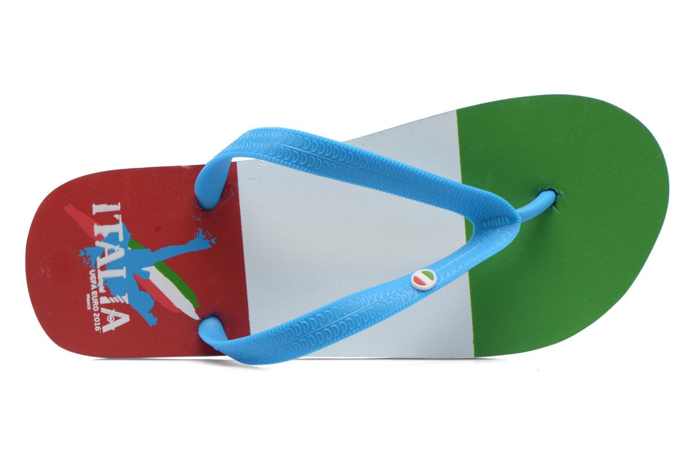 Zehensandalen EURO 16 Léonard mehrfarbig ansicht von links