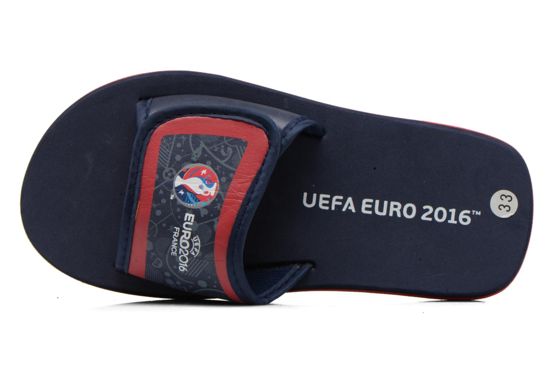 Sandales et nu-pieds EURO 16 Marcel Kid Bleu vue gauche