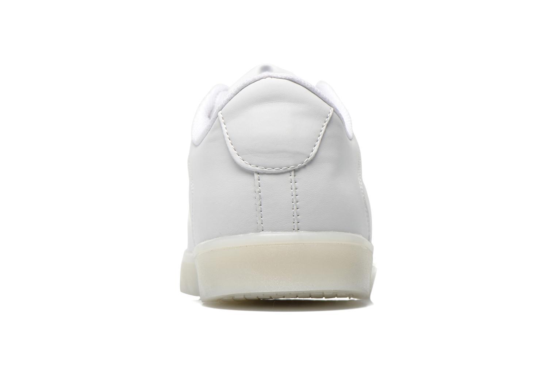 Sneaker Cash Money CMC 37 weiß ansicht von rechts