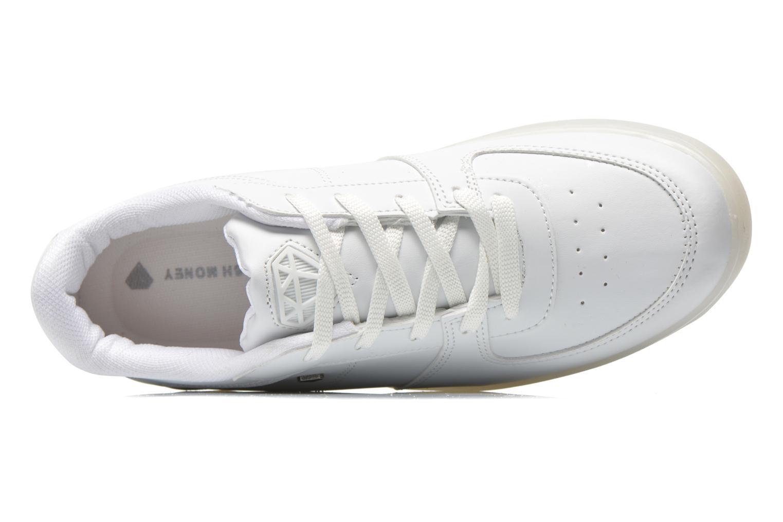 Sneaker Cash Money CMC 37 weiß ansicht von links