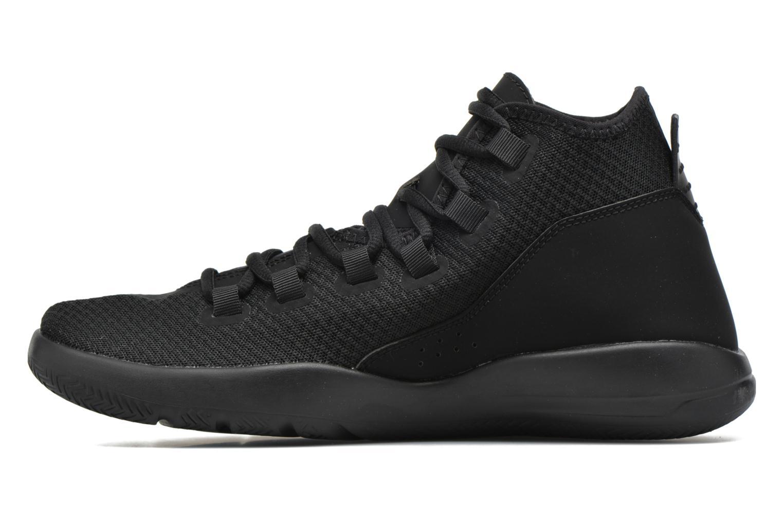 Zapatos con cordones Jordan Jordan Reveal Negro vista de frente
