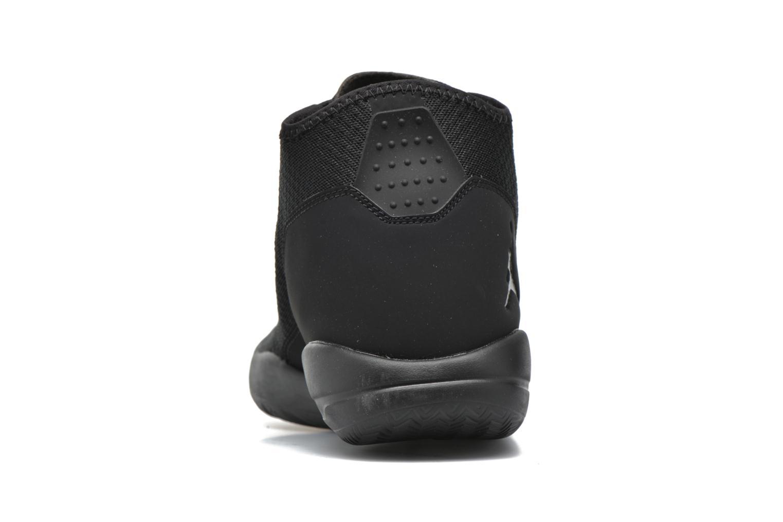 Zapatos con cordones Jordan Jordan Reveal Negro vista lateral derecha