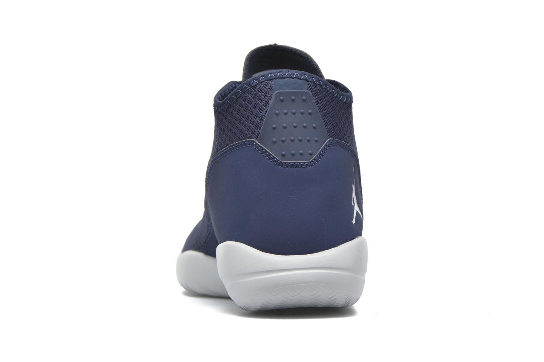 Chaussures à lacets Jordan Jordan Reveal Bleu vue droite