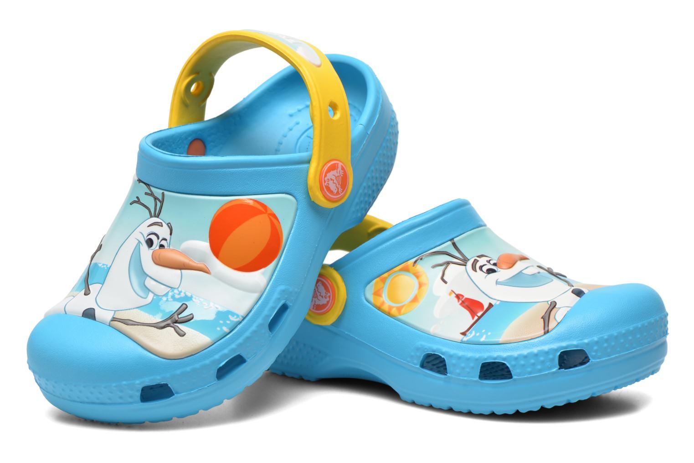 Sandalen Crocs CC Olaf Clog blau 3 von 4 ansichten