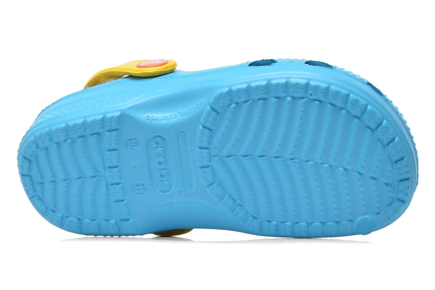Sandals Crocs CC Olaf Clog Blue view from above