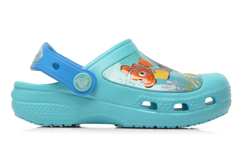 Sandali e scarpe aperte Crocs CC Finding Dory Clog K Azzurro immagine posteriore