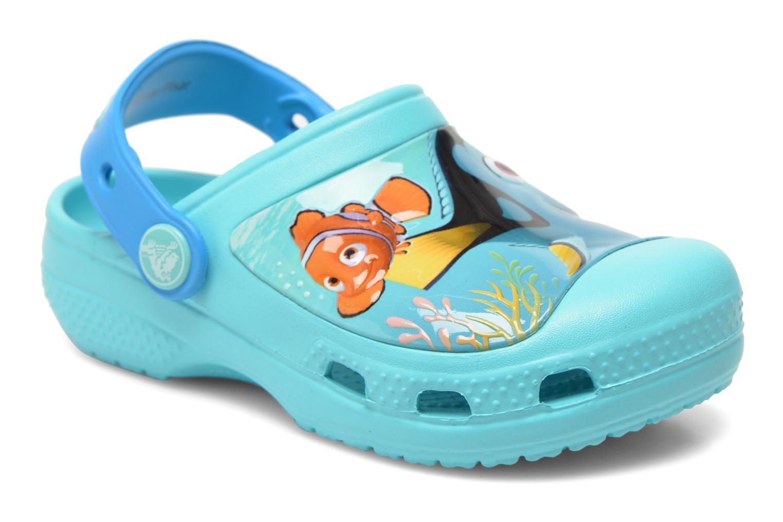 Sandali e scarpe aperte Crocs CC Finding Dory Clog K Azzurro vedi dettaglio/paio