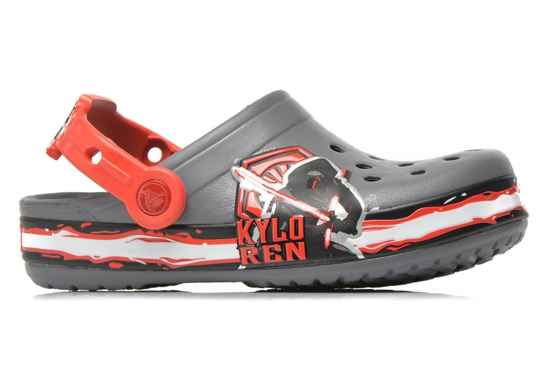 Sandales et nu-pieds Crocs CB Star Wars Villain Clog K Gris vue derrière