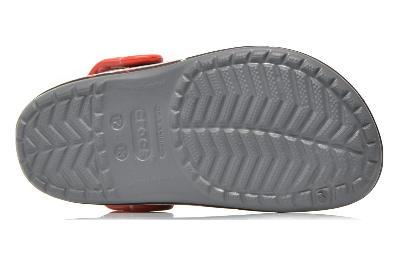 Sandales et nu-pieds Crocs CB Star Wars Villain Clog K Gris vue haut