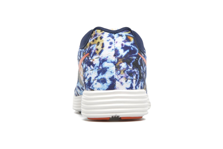 Nike Lunartempo 2 Rf E Brt Crmsn/Mid Nvy-Rflct Slvr