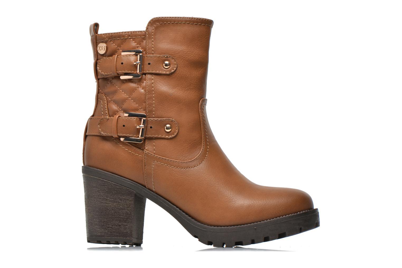 Stiefeletten & Boots Xti Analia-28730 braun ansicht von hinten