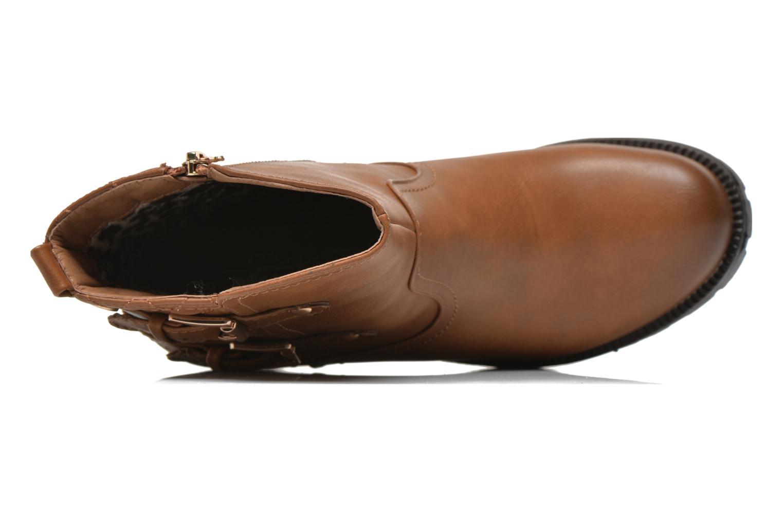 Stiefeletten & Boots Xti Analia-28730 braun ansicht von links