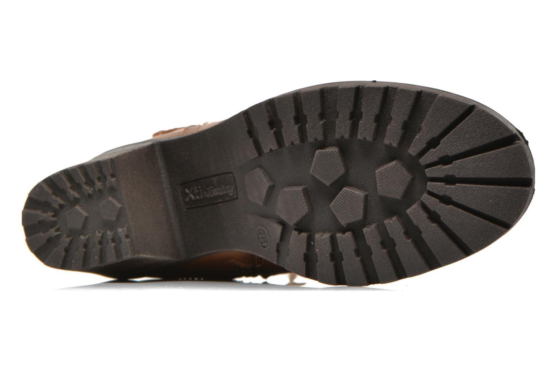 Stiefeletten & Boots Xti Analia-28730 braun ansicht von oben