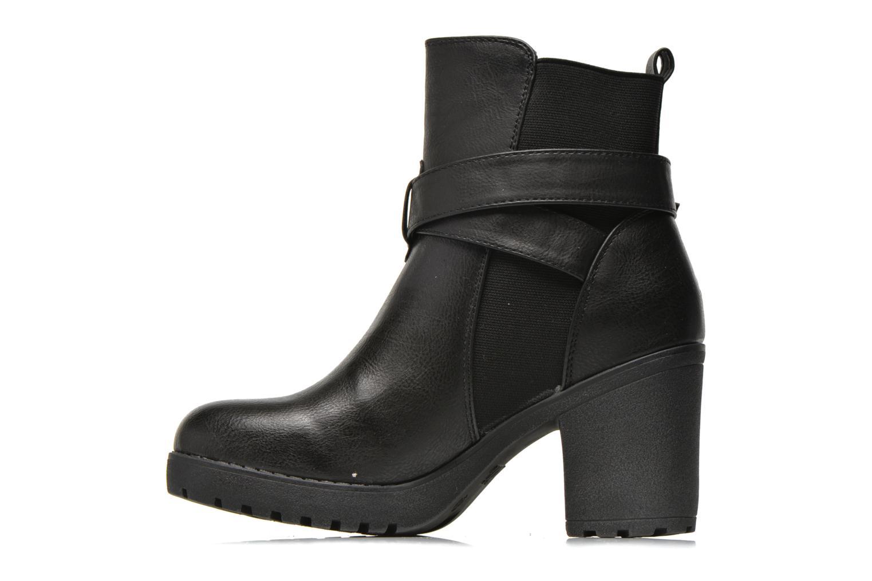 Stiefeletten & Boots Xti Inma-28768 schwarz ansicht von vorne