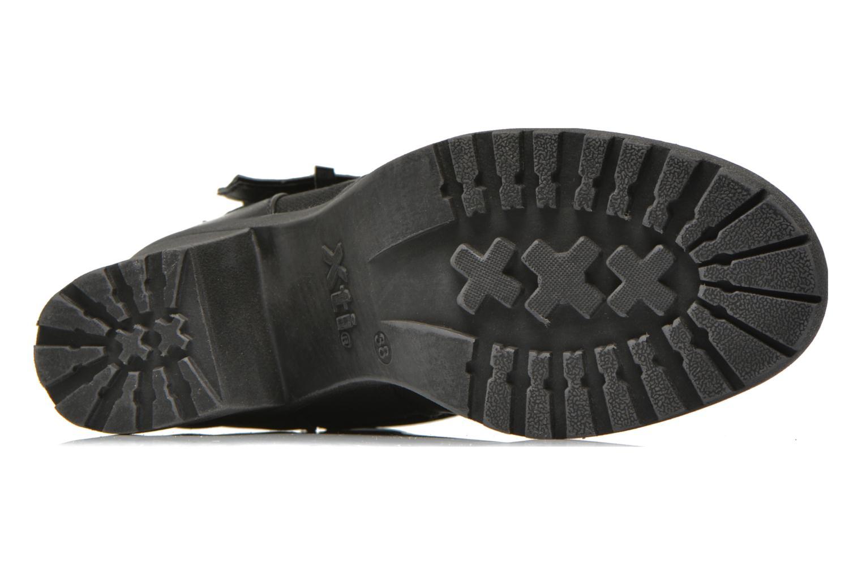 Bottines et boots Xti Inma-28768 Noir vue haut