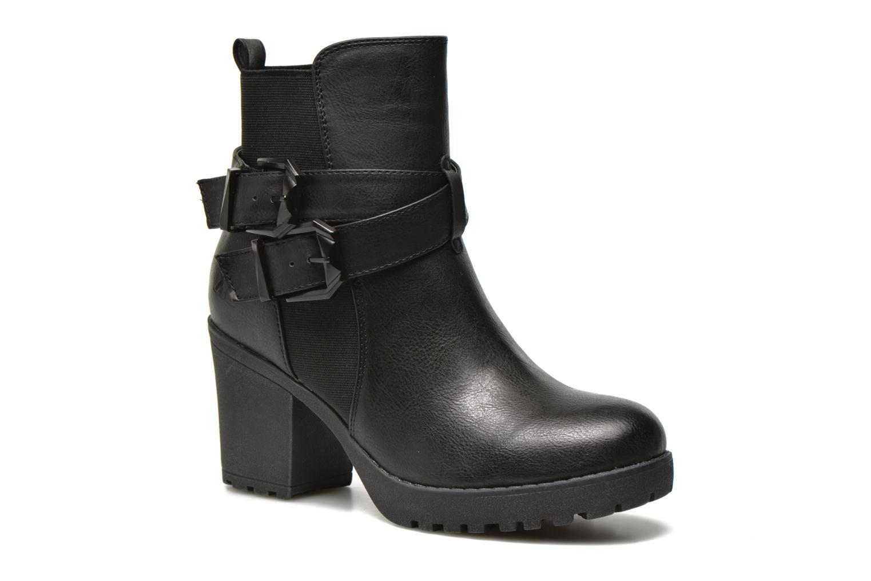 Bottines et boots Xti Inma-28768 Noir vue détail/paire