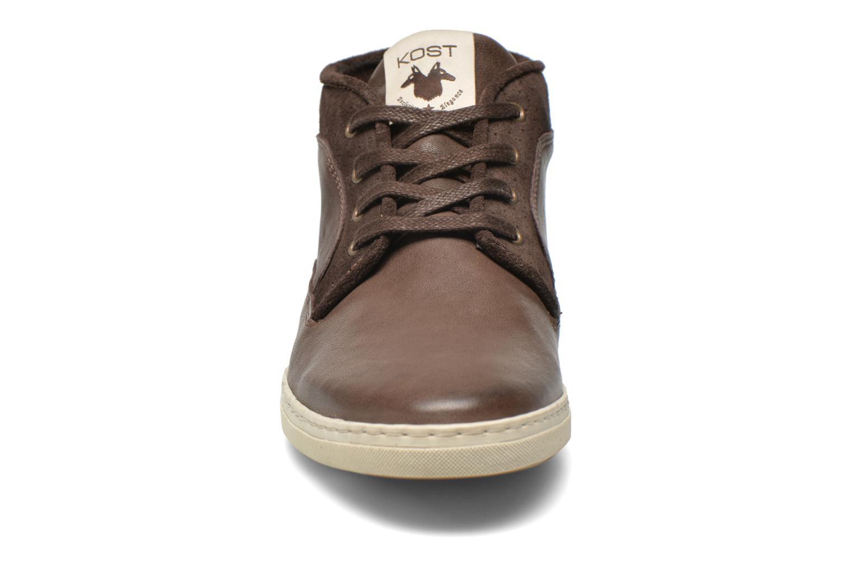 Baskets Kost Tawleed Marron vue portées chaussures
