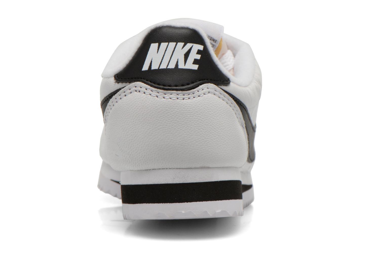 Sneaker Nike Classic Cortez Prem W weiß ansicht von rechts