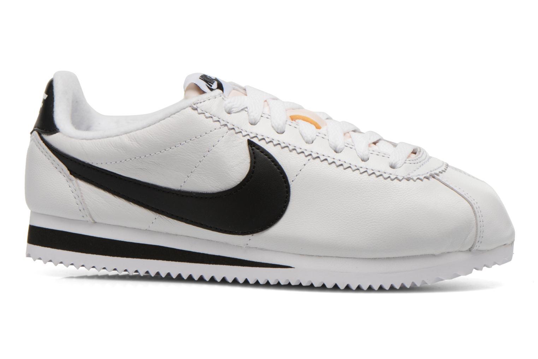 Sneaker Nike Classic Cortez Prem W weiß ansicht von hinten