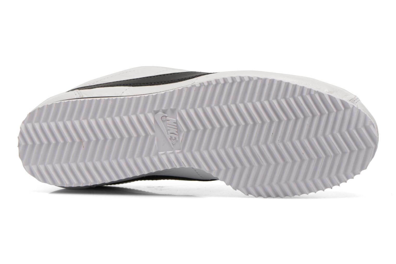 Sneaker Nike Classic Cortez Prem W weiß ansicht von oben