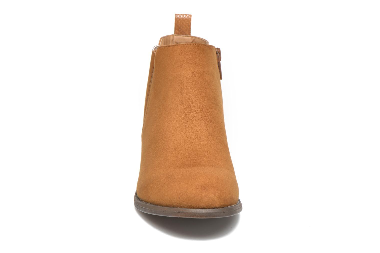 Botines  I Love Shoes THESARD Marrón vista del modelo