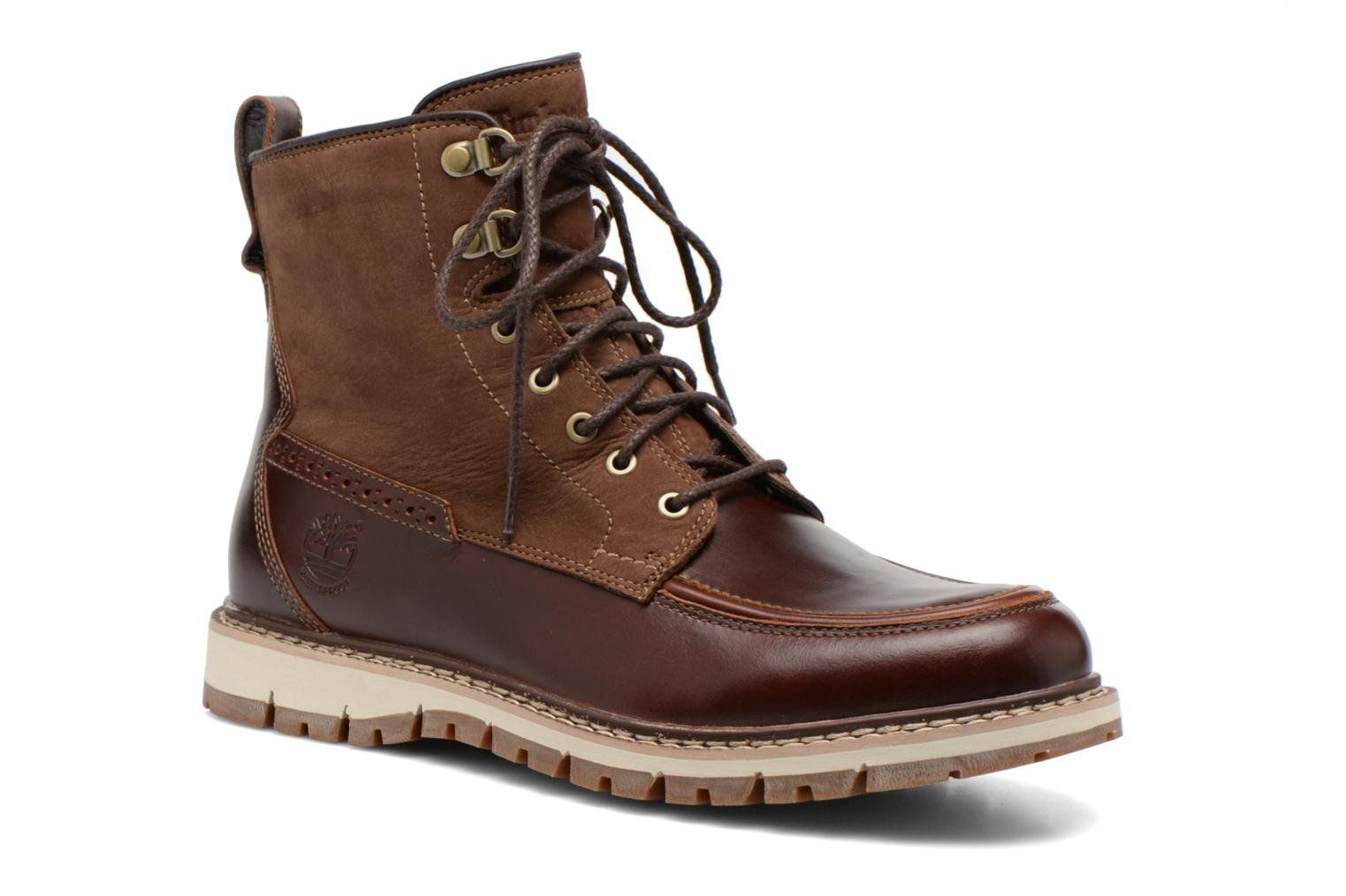 MT Boot WP Brown