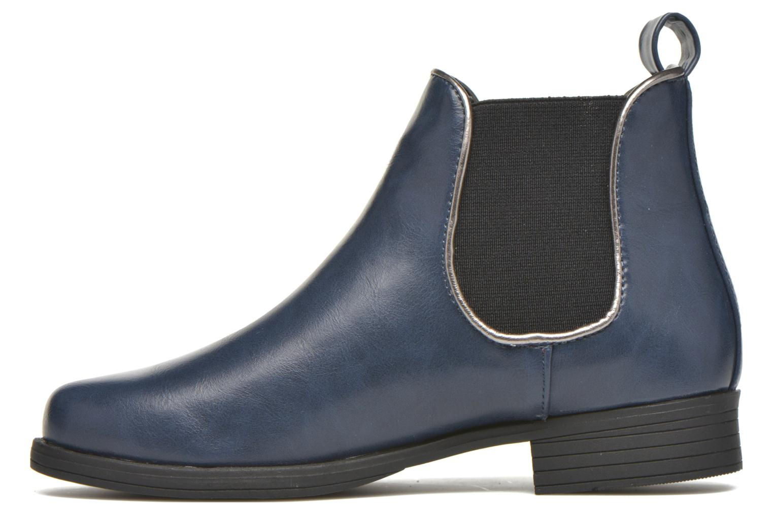 Ankle boots I Love Shoes MCKELSEA Blue front view