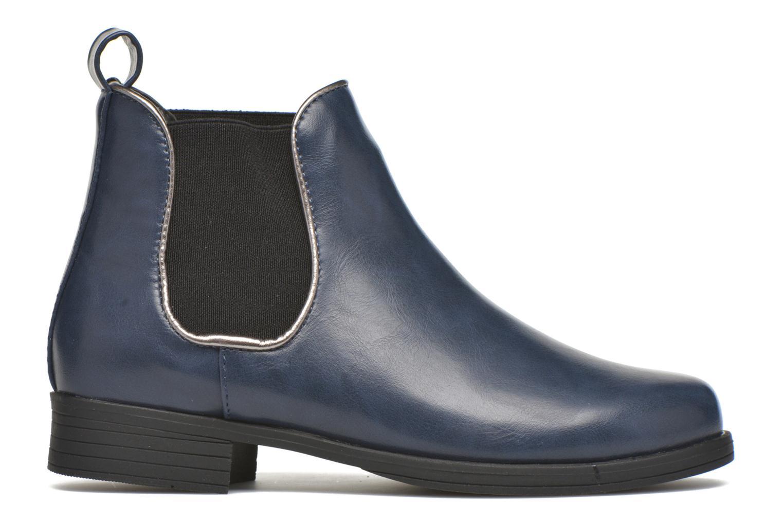Botines  I Love Shoes MCKELSEA Azul vistra trasera