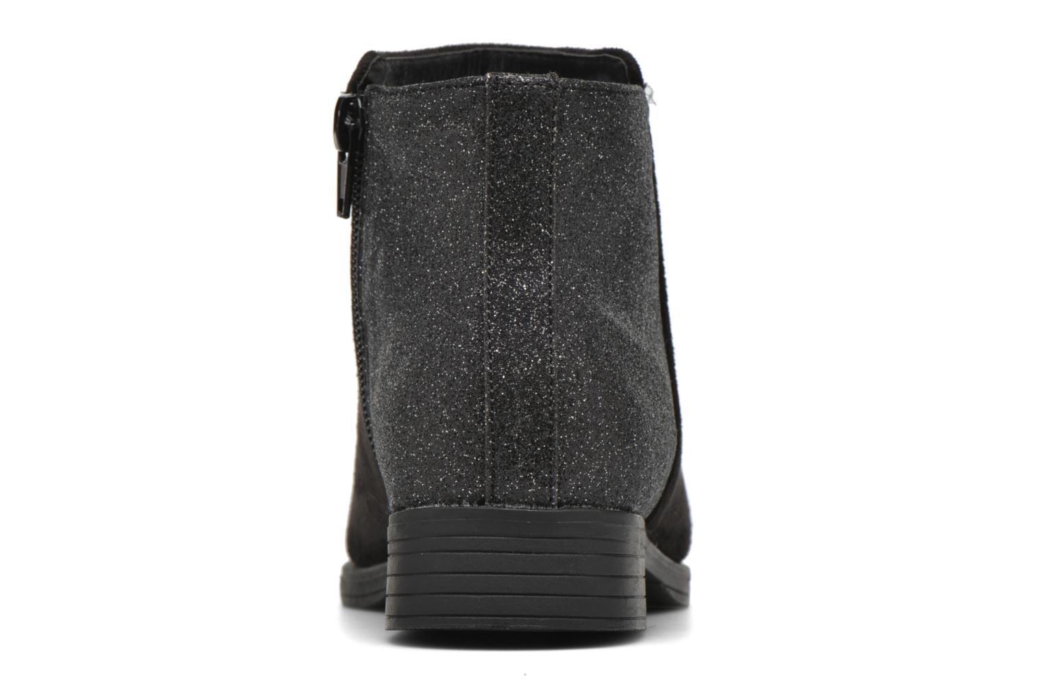Ankle boots I Love Shoes MCGLIT Black view from the right