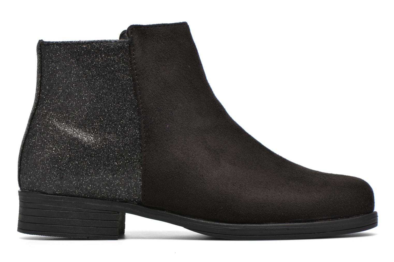 Ankle boots I Love Shoes MCGLIT Black back view