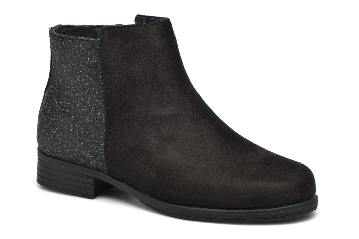 Ankle boots I Love Shoes MCGLIT Black detailed view/ Pair view