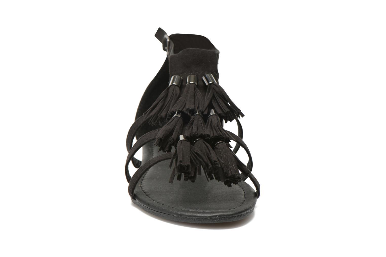 Sandales et nu-pieds I Love Shoes Kilia Noir vue portées chaussures