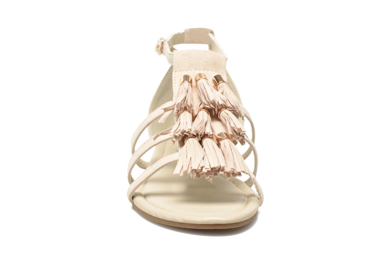 Sandales et nu-pieds I Love Shoes Kilia Beige vue portées chaussures